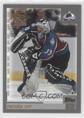 2002-03 Topps Patrick Roy Reprints #13 - Patrick Roy