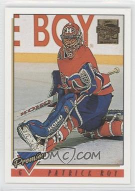 2002-03 Topps Patrick Roy Reprints #8 - Patrick Roy