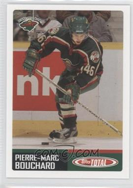 2002-03 Topps Total - [Base] #422 - Pierre-Marc Bouchard
