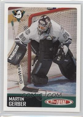 2002-03 Topps Total - [Base] #429 - Martin Gerber