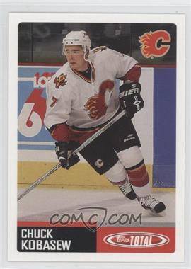 2002-03 Topps Total [???] #410 - Chuck Kobasew