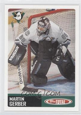 2002-03 Topps Total [???] #429 - Martin Gerber