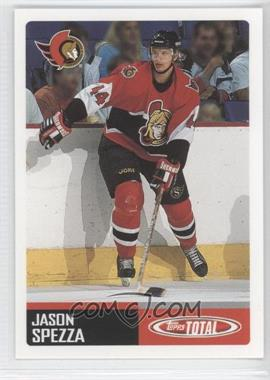 2002-03 Topps Total #411 - Jason Spezza