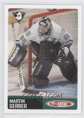 2002-03 Topps Total #429 - Martin Gerber