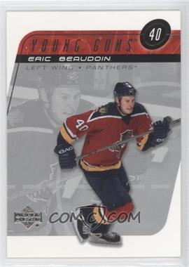 2002-03 Upper Deck - [Base] #208 - Eric Beaudoin