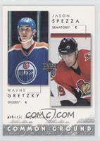 Wayne Gretzky, Jason Spezza
