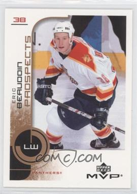 2002-03 Upper Deck MVP [???] #205 - Eric Beaudoin