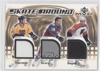 Chris Drury, Simon Gagne