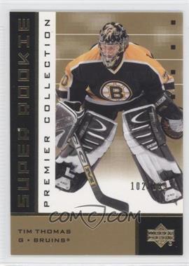 2002-03 Upper Deck Premier Collection [???] #45 - Tim Thomas