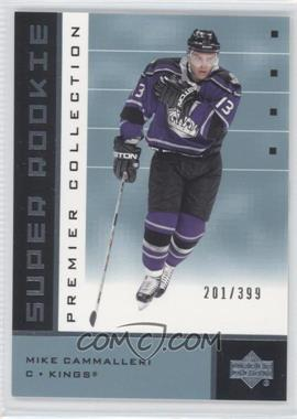 2002-03 Upper Deck Premier Collection [???] #56 - Mike Cammalleri /399