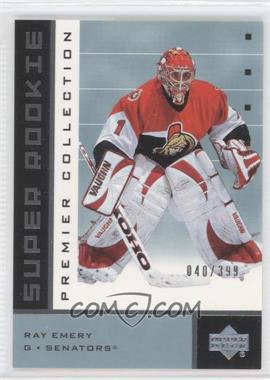 2002-03 Upper Deck Premier Collection [???] #91 - Ray Emery