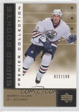2002-03 Upper Deck Premier Collection [???] #93 - Bobby Allen /199