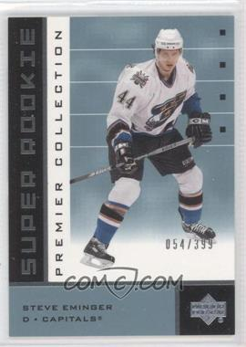 2002-03 Upper Deck Premier Collection #70.2 - Steve Eminger /399