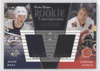 Adam Hall, Jarome Iginla /1200