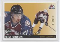 Peter Forsberg /199