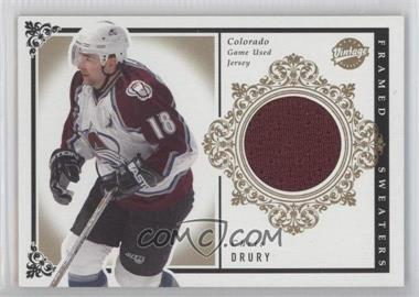 2002-03 Upper Deck Vintage [???] #FS-CD - Chris Drury