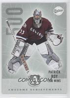 Patrick Roy