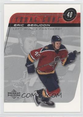 2002-03 Upper Deck #208 - Eric Beaudoin