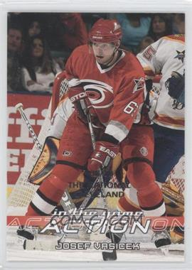 2003-04 In the Game Action - [Base] - The National Cleveland #148 - Josef Vasicek /10