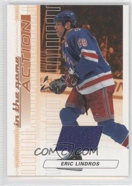 2003-04 In the Game Action [???] #M-165 - Eric Lindros