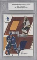 Joe Thornton /20 [ENCASED]