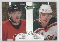 Julien Vauclair, Zbynek Michalek /500