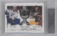 Chris Pronger, Radek Bonk /50 [BGS AUTHENTIC]