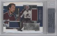 David Aebischer [BGS AUTHENTIC]