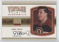 Harry Lumley
