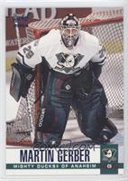 Martin Gerber /250
