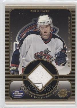 2003-04 Pacific Calder - [Base] #147 - Rick Nash /500