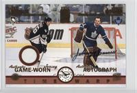 Mario Lemieux, Johnny Bower /565
