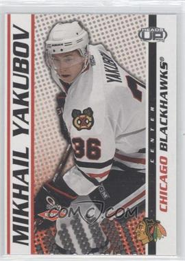2003-04 Pacific Heads Up #108 - Mikhail Yakubov /899