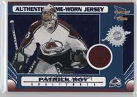 Game-Worn Jersey - Patrick Roy /90
