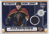 Game-Worn Jersey - Ilya Kovalchuk /90