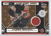 Game-Worn Jersey - Jason Spezza /185