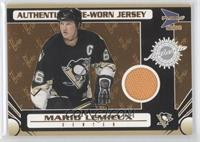 Game-Worn Jersey - Mario Lemieux /310
