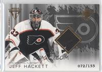 Jeff Hackett /155