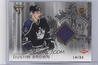 Dustin Brown /23