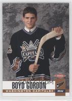 Boyd Gordon /999