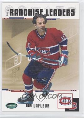 2003-04 Parkhurst Original Six Montreal Canadiens SportsFest Chicago [Base] #93 - Guy Lapointe /10