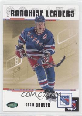 2003-04 Parkhurst Original Six New York Rangers - [Base] #100 - Adam Graves