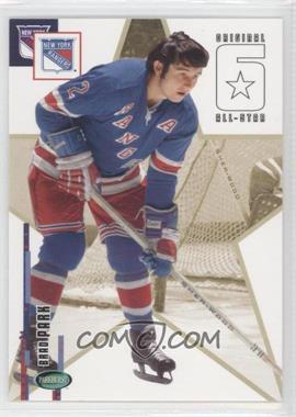 2003-04 Parkhurst Original Six New York Rangers [???] #65 - Brad Park