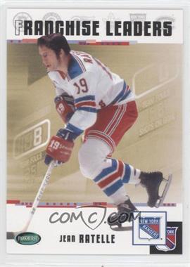 2003-04 Parkhurst Original Six New York Rangers [???] #96 - Jean Ratelle