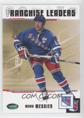 2003-04 Parkhurst Original Six New York Rangers [???] #98 - Mark Messier