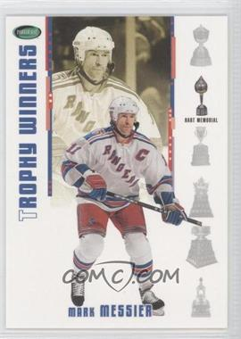 2003-04 Parkhurst Original Six New York Rangers [???] #NY-9 - Mark Messier