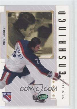 2003-04 Parkhurst Original Six New York Rangers #85 - Rod Gilbert
