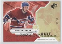 Mike Komisarek /50