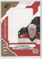 Gregory Campbell /50