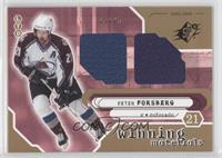 Peter Forsberg /25